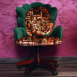 The Versace Twist Chair